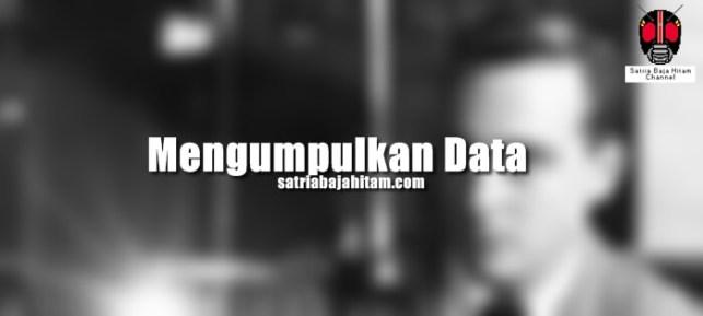 mengumpulkan data