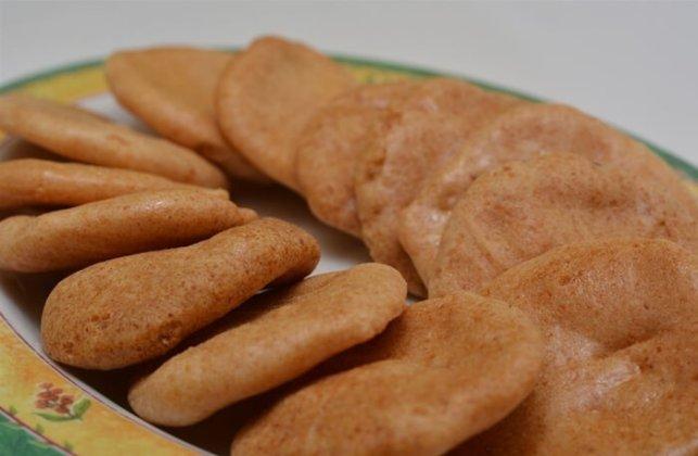 makanan khas garut opak bungbulang enak