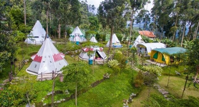 camping ciwidey