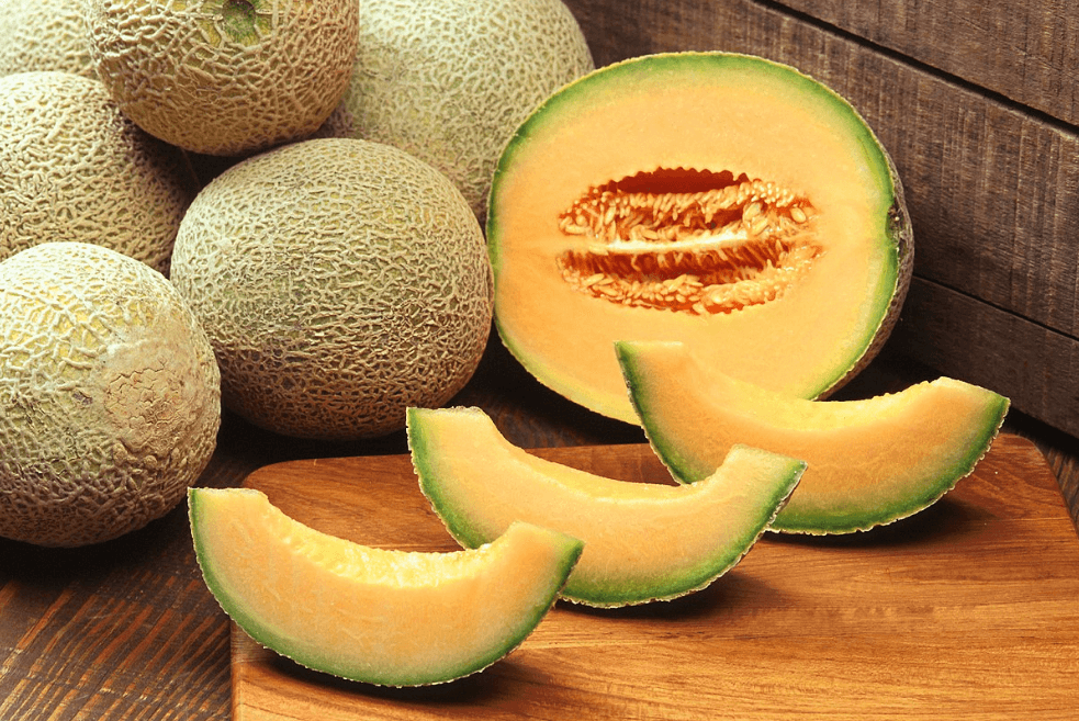 Cantaloupe Melon pictures