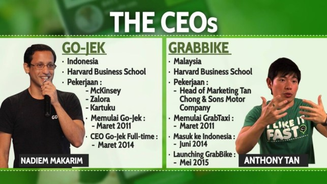 grab vs gojek