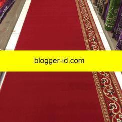 Karpet Masjid Polos M4