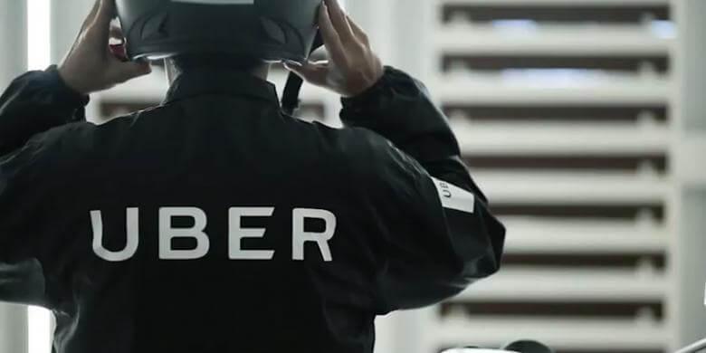 cara daftar uber indonesia