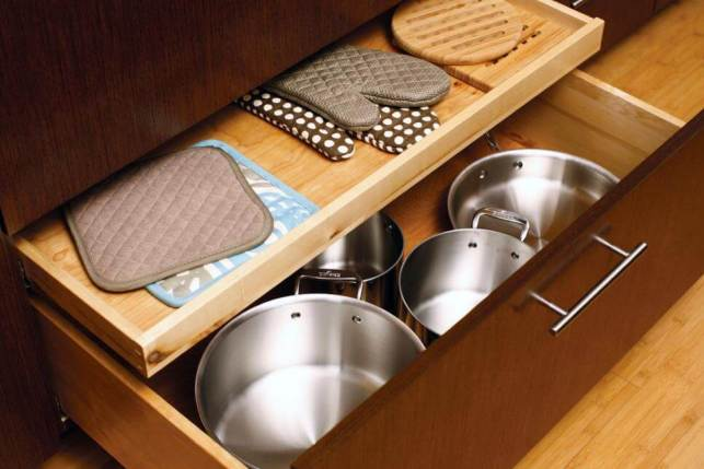convenient drawer