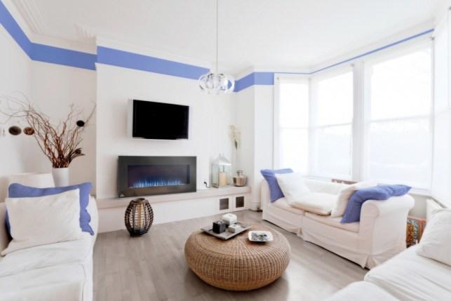 Electric Fireplace Room Ideas from Wayfair - napoleionfireplacescom