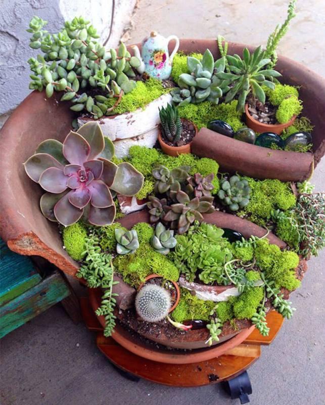 Fairy Garden Ideas Landscaping - earthpormcom