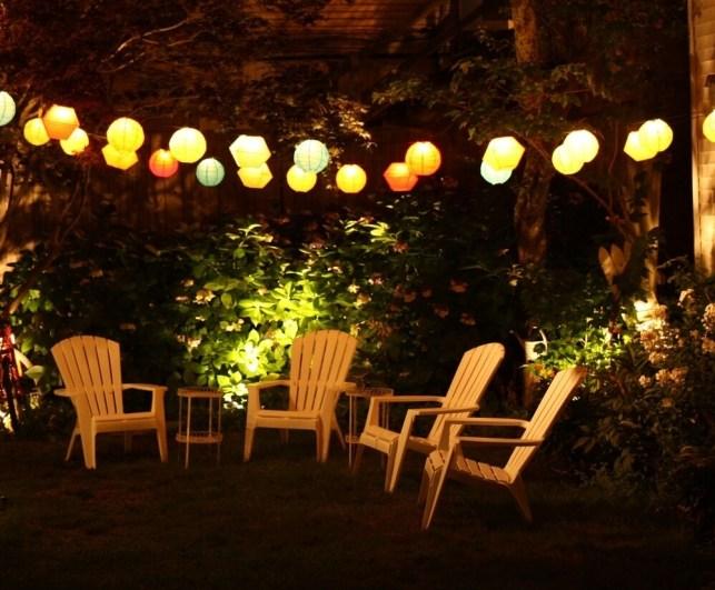 Overhead Hanging Chinese Lanterns - leiradesigncom