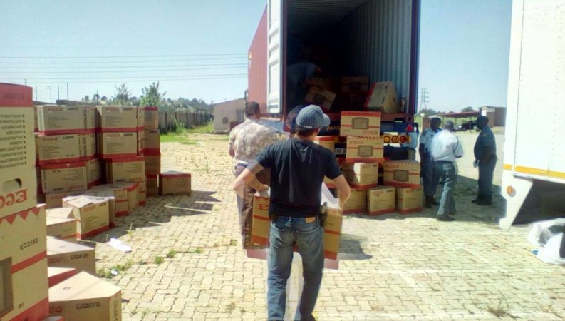 truck hijacking syndicate jailed