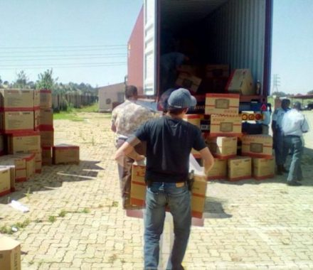 Syndicate gets hefty sentences for truck hijacking spree