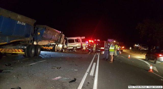 N4 Mpumalanga crash
