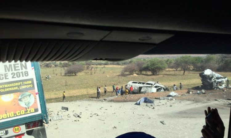 WATCH: Fatal N1 crash leads to road closure near Modimolle