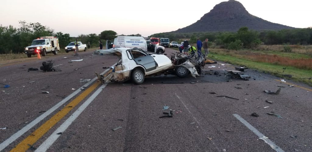 Hijacking gone wrong leads to crash, 5 killed