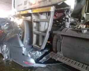 Watch | Durban 20 vehicle pile-up leaves many injured