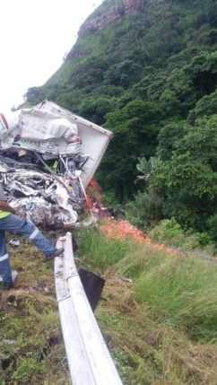 nace truck in fatal crash on n3 shongweni
