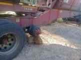 transmac truck attacked