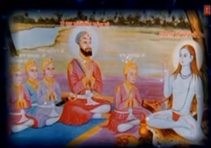 11-GuruHargobind- Gurditta- BabaSiriChand