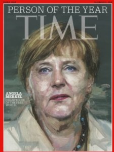 Angela Merkel on TIME