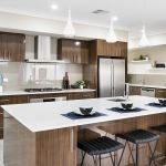 6 Smart Kitchen Layouts In Harrisdale S Display Village Satterley Connect