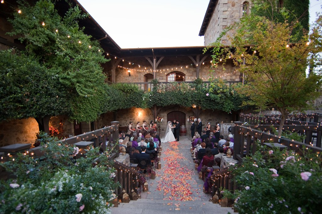 V Sattui Winery Wedding Guests V Sattui Winery Weddings