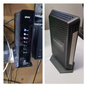 Cable Modem Upgrade