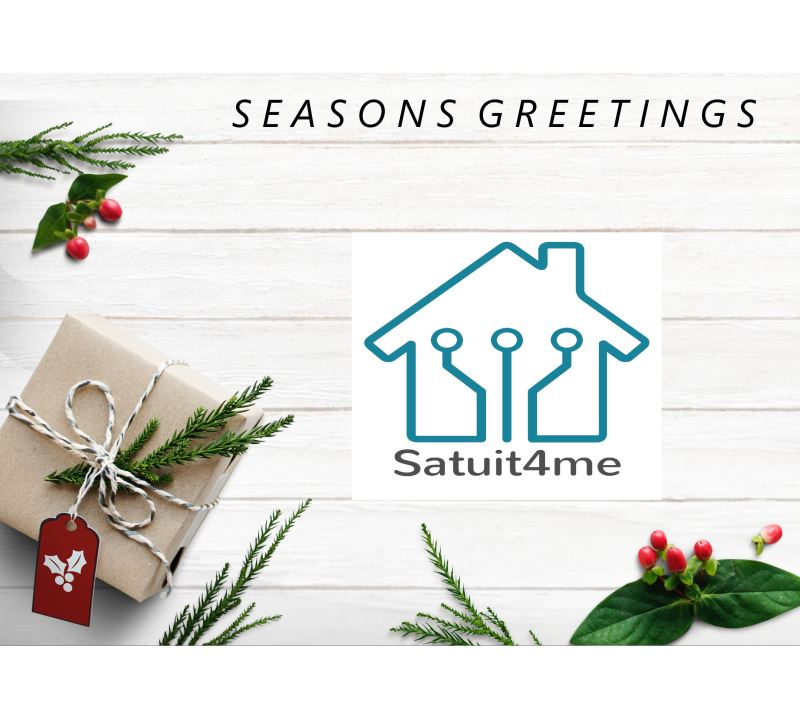 Happy Holidays from Satuit4me