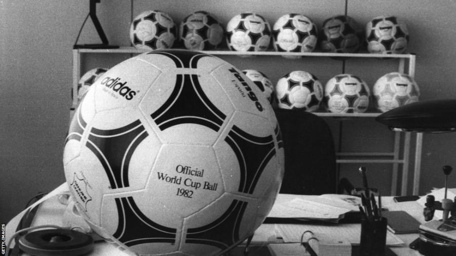 Piala dunia Spanyol 1982