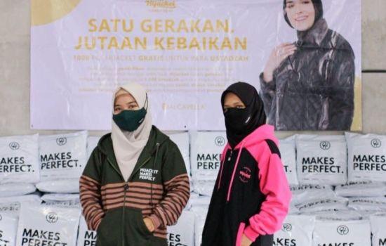 Hijacket Ajak Ustazah Sebarkan Fashion Muslimah