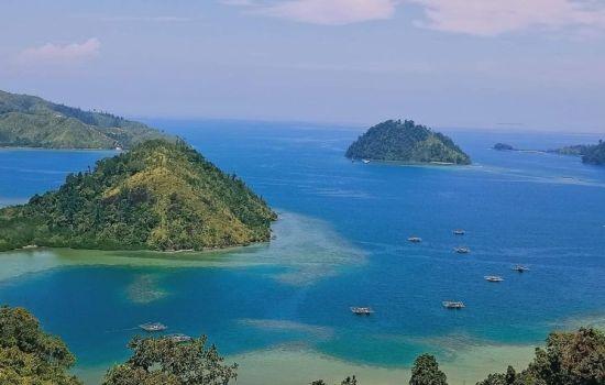 Raja Ampat-nya Sumatera Barat, Pulau Mandeh Surganya Pesisir Pantai