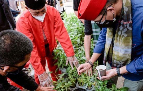 Desa Wisata Perkampungan Budaya Betawi Hadirkan Bank Sampah