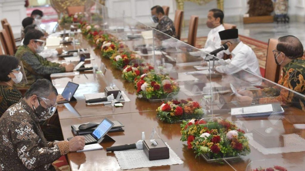 Serah Terima Presidensi G20 Italia ke Indonesia Pada KTT G-20 di Roma