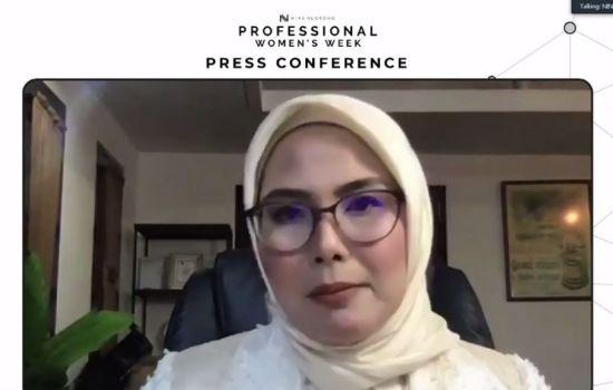 Nina Nugroho Rayakan Keberdayaan Wanita Lewat Professional Women's Week 2021