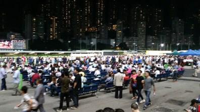 Happy Valley Races, Hong Kong