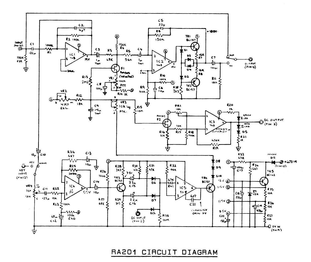 Circuit Dia S