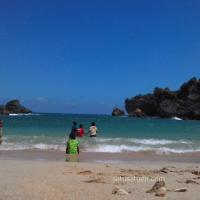 Ngrenehan : Pantai Eksotis Yang Tersembunyi