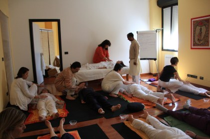 Practice of pran therapy 3