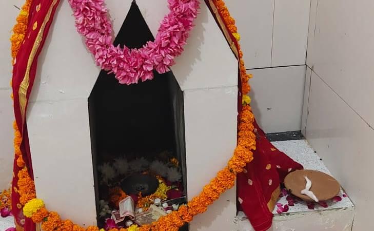 Renovated the temple of Dadi Sati Mata