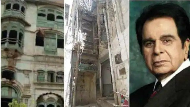 What will happen to Dilip Kumar's ancestral mansion in Peshawar