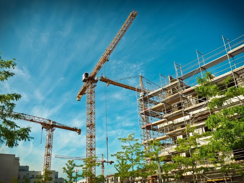 Top 10 Construction Companies in India 2020