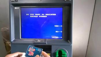 Activate SBI ATM Card
