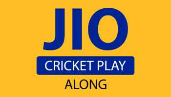 Reliance Rolls out new Jio Cricket Play Along Game