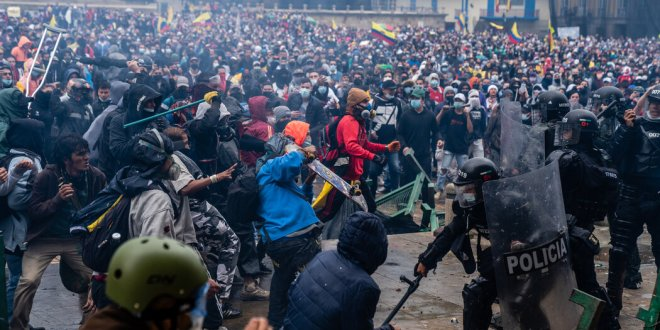 Colombia backs off pandemic tax overhaul after deadly protests