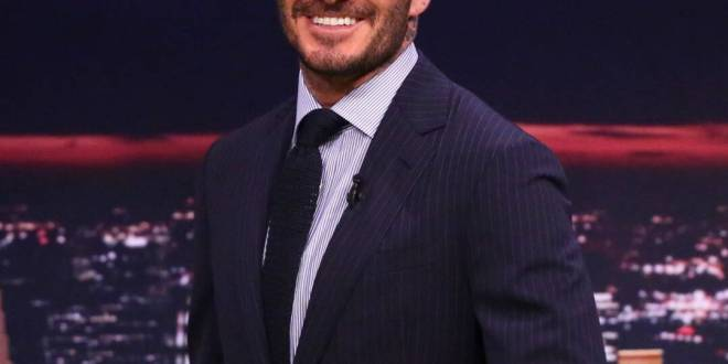 David Beckham Receives Love From His Family on 46th Birthday