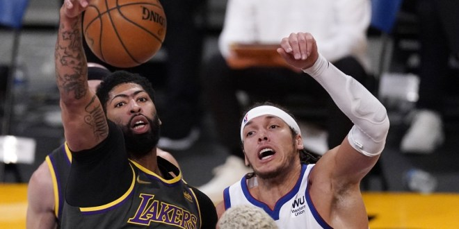 Hernandez Lakers chances to repeat as NBA champions are over