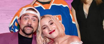 Kevin Smith and Harley Quinn Smith Are the Coolest Father Daughter