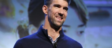 Michael Phelps reflects on sideline role during Olympic trials