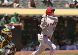 Shohei Ohtani makes history with a Home Run Derby spot