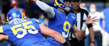 Rams Matthew Stafford on early success Stats not all folks