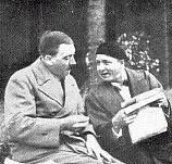 Hitler und Kurt Lüdecke