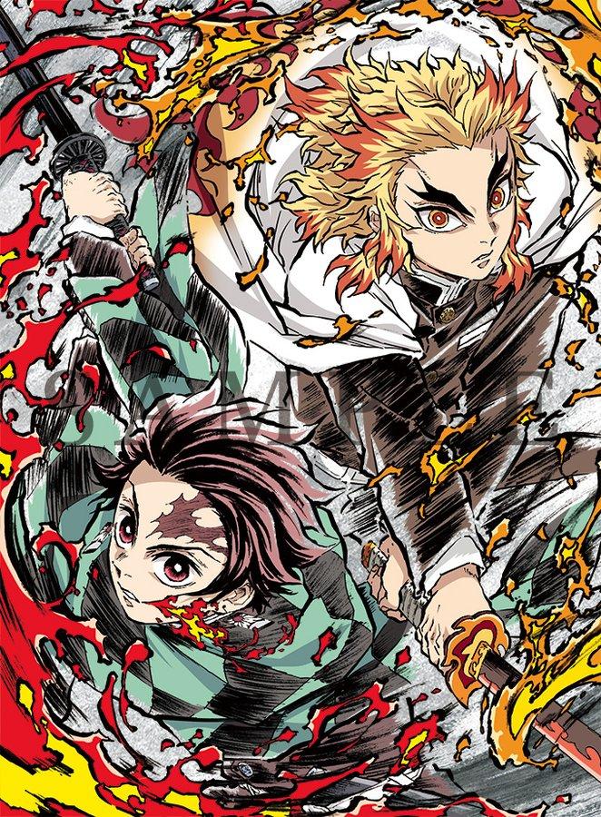 日本官網於網頁宣佈推出鬼滅之刃劇場版劇場版DVD 及 Blu-ray,今年夏天 6月16日 正式開售,粉絲們要搶定啦!