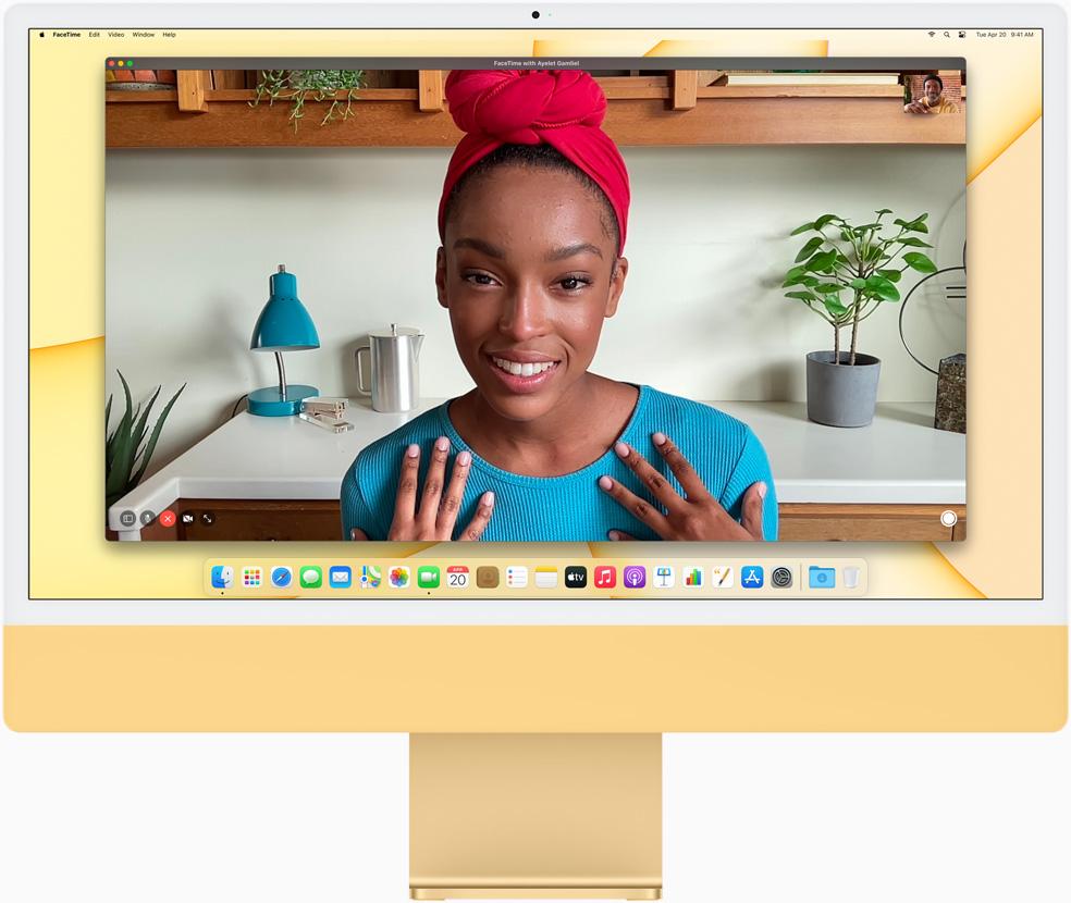 iMac 2021 Full HD1080P Webcam